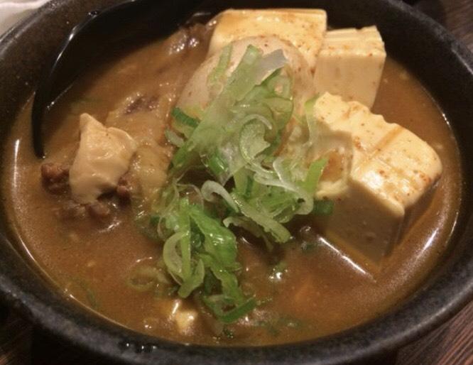 ばん 中目黒 とんび豆腐