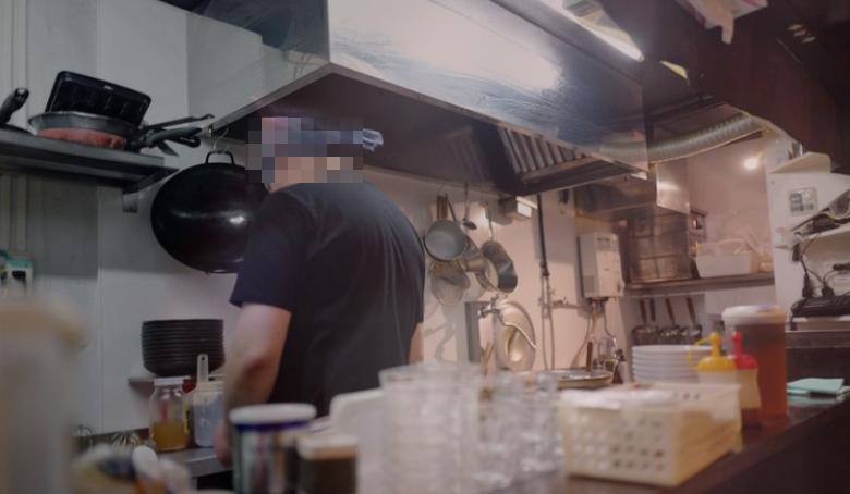 赤坂 うずまき別館 厨房