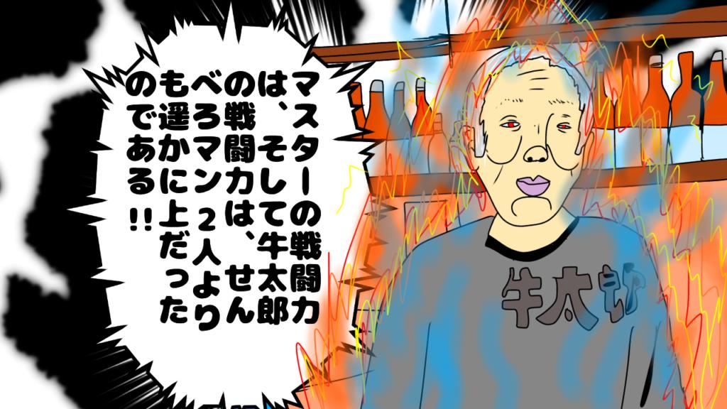 武蔵小山 牛太郎 マスター